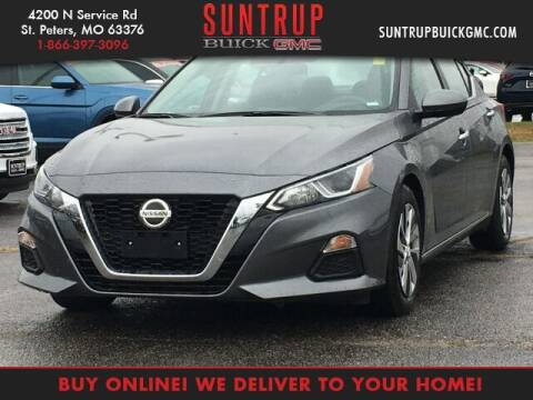 2020 Nissan Altima for sale at SUNTRUP BUICK GMC in Saint Peters MO