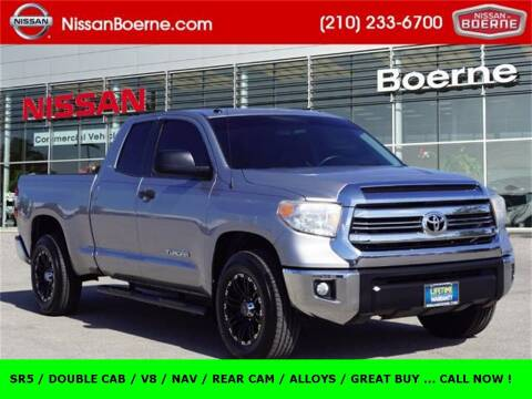 2016 Toyota Tundra for sale at Nissan of Boerne in Boerne TX
