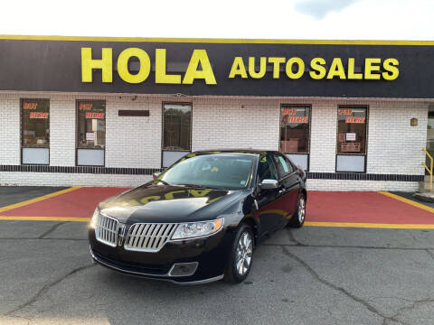 2010 Lincoln MKZ for sale at HOLA AUTO SALES CHAMBLEE- BUY HERE PAY HERE - in Atlanta GA