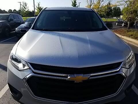 2019 Chevrolet Traverse for sale at Lou Sobh Kia in Cumming GA