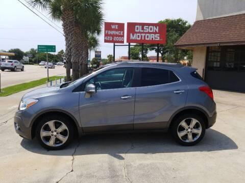 2014 Buick Encore for sale at Olson Motors LLC in Saint Augustine FL