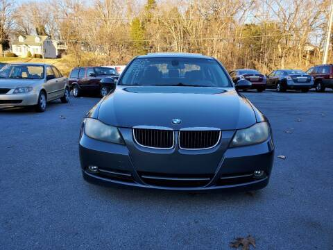 2008 BMW 3 Series for sale at DISCOUNT AUTO SALES in Johnson City TN