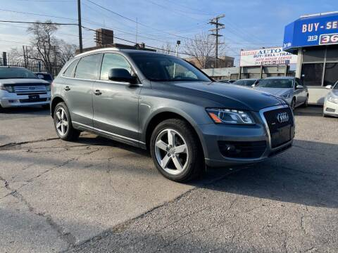 2012 Audi Q5 for sale at SKYLINE AUTO in Detroit MI
