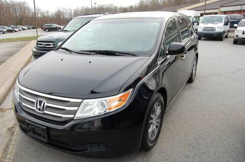 2013 Honda Odyssey for sale at Modern Motors - Thomasville INC in Thomasville NC