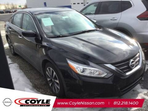 2016 Nissan Altima for sale at COYLE GM - COYLE NISSAN - New Inventory in Clarksville IN