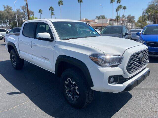 2020 Toyota Tacoma for sale at Brown & Brown Wholesale in Mesa AZ