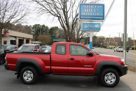 2009 Toyota Tacoma for sale at North Hills Motors in Raleigh NC