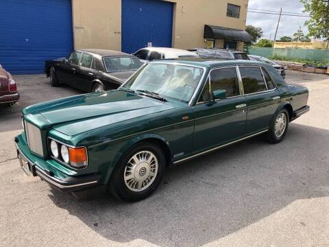 1993 Bentley Brooklands for sale at Prestigious Euro Cars in Fort Lauderdale FL