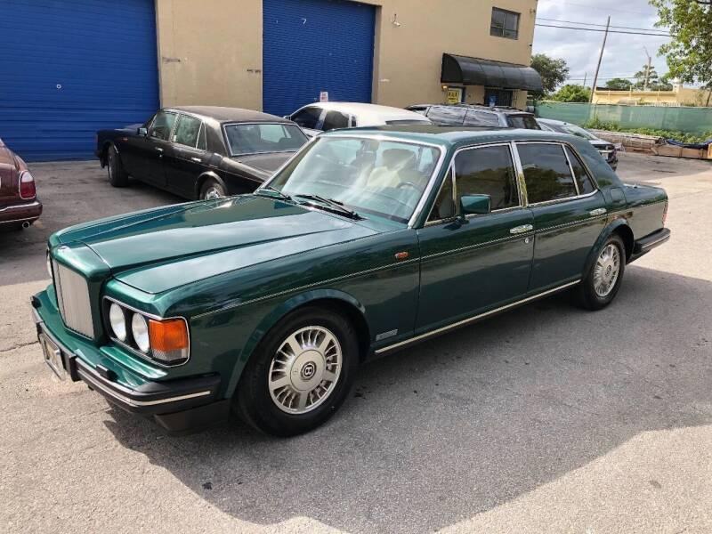 1993 Bentley Brooklands for sale in Fort Lauderdale, FL