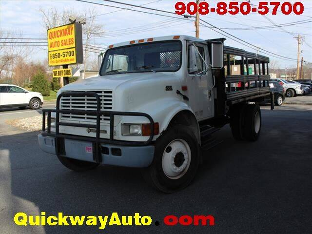 2001 International 4700 for sale at Quickway Auto Sales in Hackettstown NJ