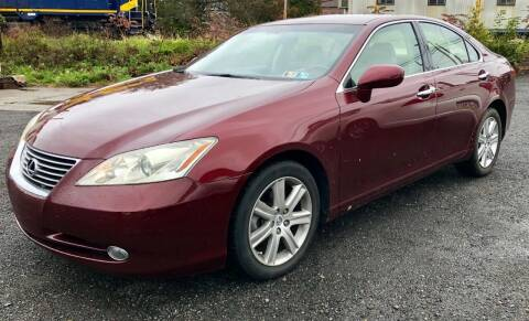 2008 Lexus ES 350 for sale at Mayer Motors of Pennsburg in Pennsburg PA