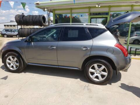2006 Nissan Murano for sale at Super Trooper Motors in Madison WI
