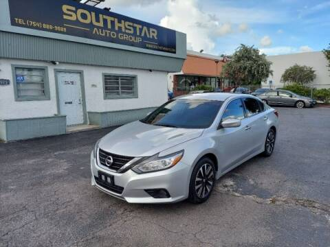 2018 Nissan Altima for sale at Southstar Auto Group in West Park FL
