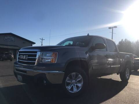 2012 GMC Sierra 1500 for sale at Lakes Area Auto Solutions in Baxter MN