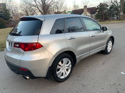 2011 Acura RDX for sale at Via Roma Auto Sales in Columbus OH
