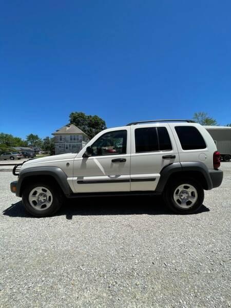 2006 Jeep Liberty for sale at Styln Motors in El Paso IL