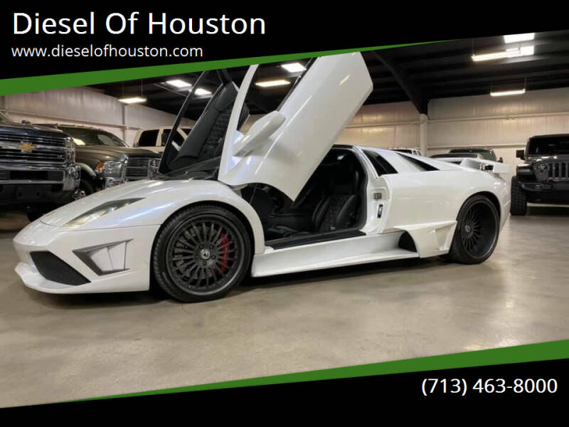 2003 Lamborghini Murcielago for sale at Diesel Of Houston in Houston TX