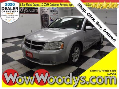 2010 Dodge Avenger for sale at WOODY'S AUTOMOTIVE GROUP in Chillicothe MO