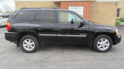 2006 GMC Envoy for sale at LENTZ USED VEHICLES INC in Waldo WI