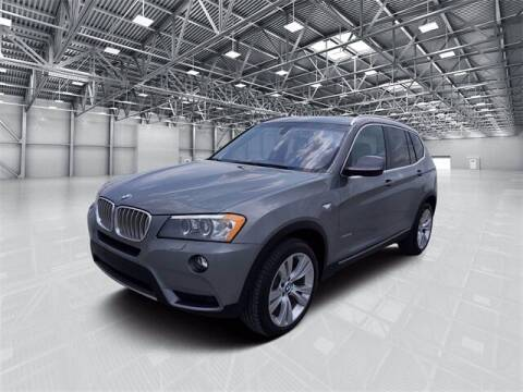 2012 BMW X3 for sale at Camelback Volkswagen Subaru in Phoenix AZ