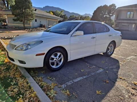 2002 Lexus ES 300 for sale at De Kam Auto Brokers in Colorado Springs CO