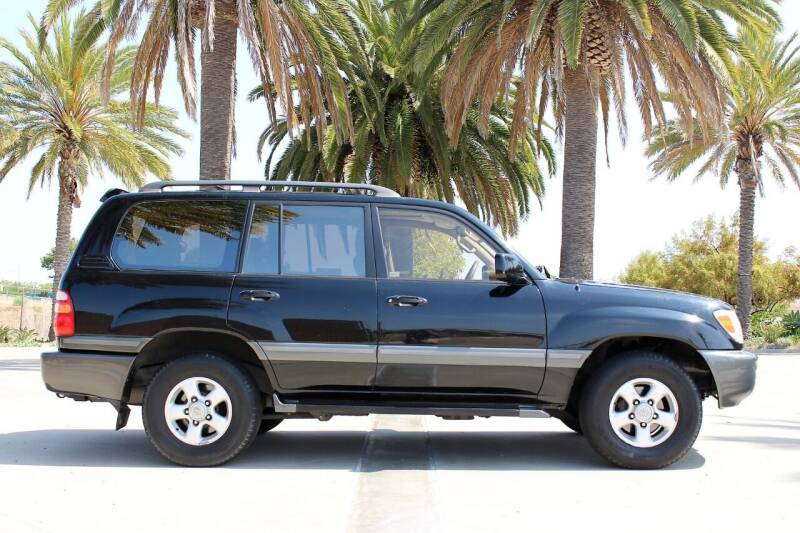 2000 Toyota Land Cruiser for sale at Miramar Sport Cars in San Diego CA