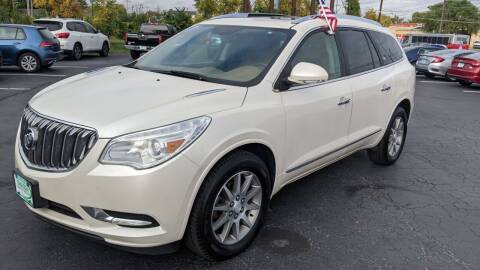 2014 Buick Enclave for sale at Shaddai Auto Sales in Whitehall OH