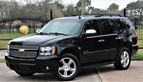 2011 Chevrolet Tahoe for sale at Texas Auto Corporation in Houston TX