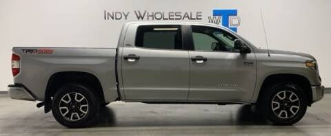 2018 Toyota Tundra for sale at Indy Wholesale Direct in Carmel IN