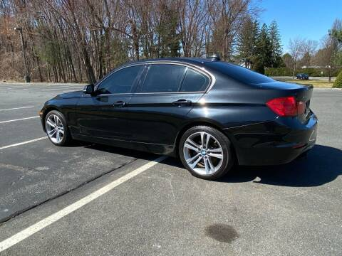 2015 BMW 3 Series for sale at Chris Auto South in Agawam MA