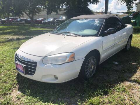 2004 Chrysler Sebring for sale at EXECUTIVE CAR SALES LLC in North Fort Myers FL