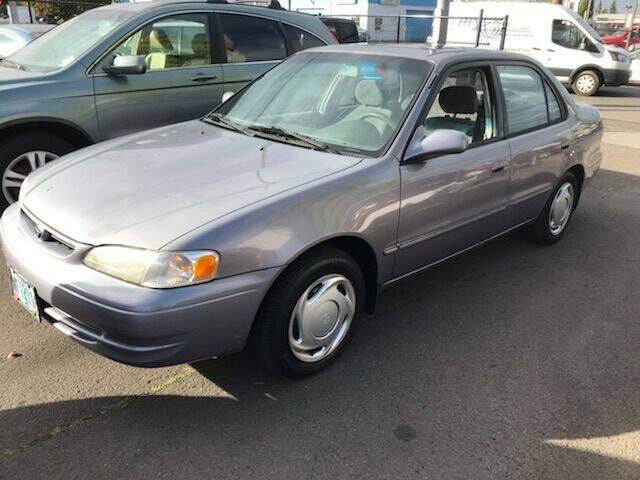1998 Toyota Corolla LE 4dr Sedan - Portland OR