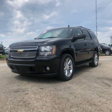 2011 Chevrolet Tahoe for sale at UNITED AUTO INC in South Sioux City NE