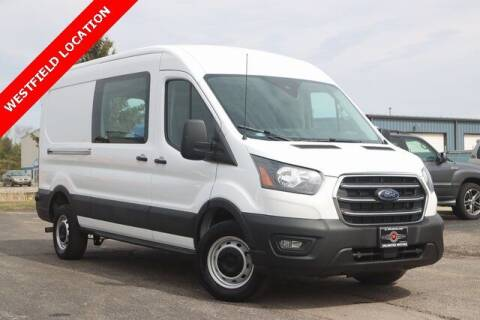 2020 Ford Transit Cargo for sale at INDY'S UNLIMITED MOTORS - UNLIMITED MOTORS in Westfield IN