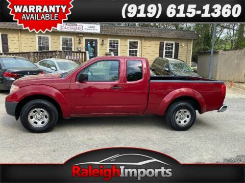 2010 Nissan Frontier for sale at Raleigh Imports in Raleigh NC