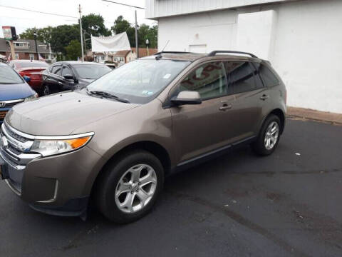 2013 Ford Edge for sale at 599 Drives in Runnemede NJ