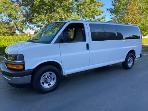 2018 Chevrolet Express Passenger for sale at AC Enterprises in Oregon City OR