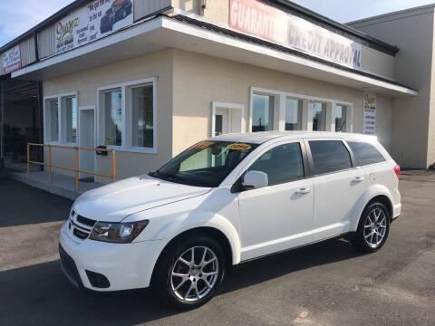 2014 Dodge Journey for sale at Suarez Auto Sales in Port Huron MI