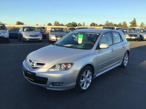 2007 Mazda MAZDA3 for sale at My Three Sons Auto Sales in Sacramento CA