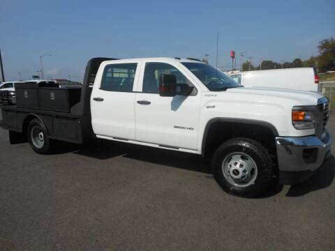 2018 GMC Sierra 3500HD for sale at Benton Truck Sales - Flatbeds in Benton AR