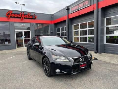 2014 Lexus GS 350 for sale at Goodfella's  Motor Company in Tacoma WA