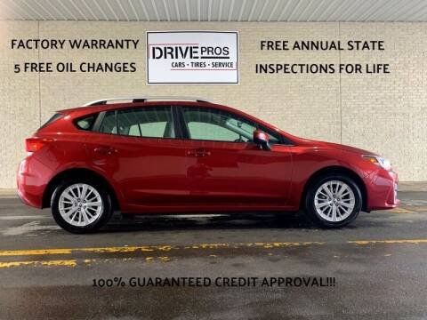 2018 Subaru Impreza for sale at Drive Pros in Charles Town WV