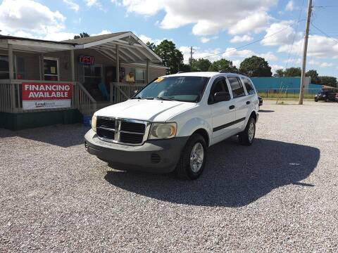 2007 Dodge Durango for sale at Space & Rocket Auto Sales in Meridianville AL