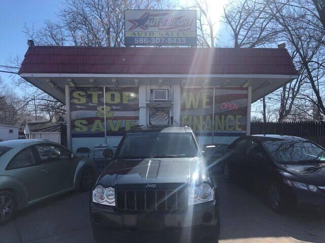 2008 Jeep Grand Cherokee for sale at Auto Bright Auto Sales in Mt Clemens MI