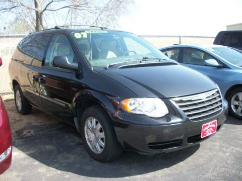 2007 Chrysler Town and Country for sale at Lloyds Auto Sales & SVC in Sanford ME