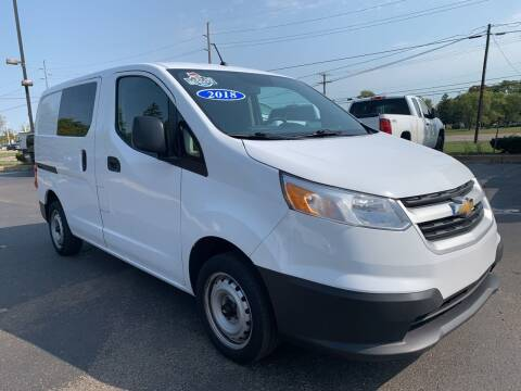 2018 Chevrolet City Express Cargo for sale at A 1 Motors in Monroe MI