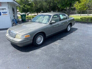 2001 Ford Crown Victoria for sale at Turnpike Motors in Pompano Beach FL
