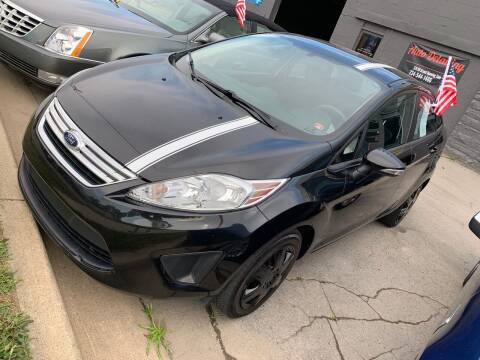 2013 Ford Fiesta for sale at Fast Car Automotive in Ypsilanti MI