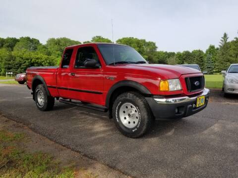 2004 Ford Ranger for sale at Shores Auto in Lakeland Shores MN