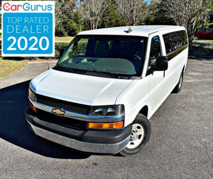 2016 Chevrolet Express Passenger for sale at Brothers Auto Sales of Conway in Conway SC